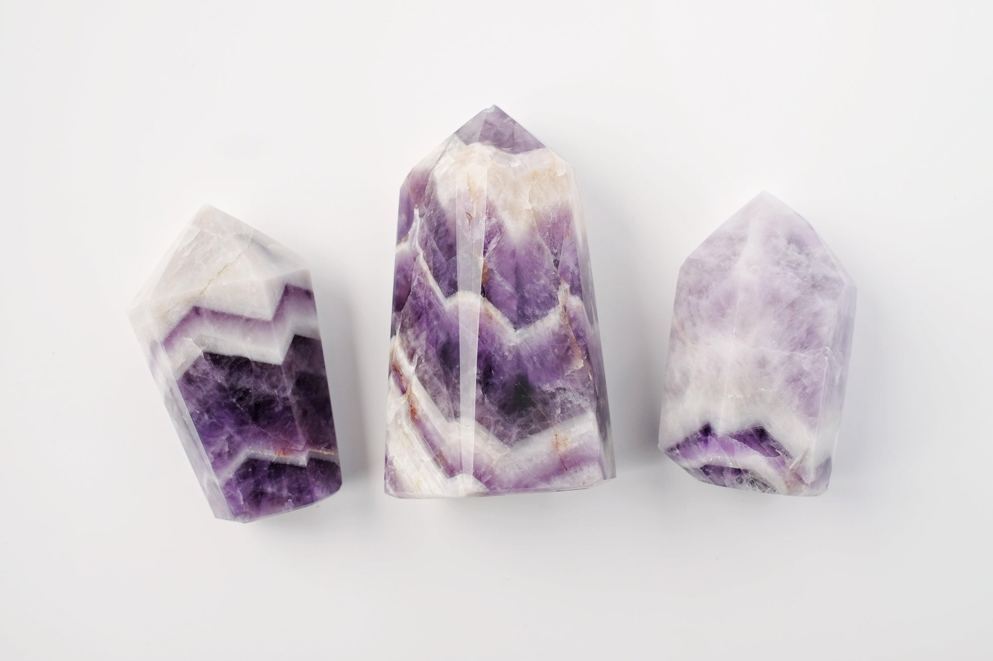 Chevron Amethyst Generator Point