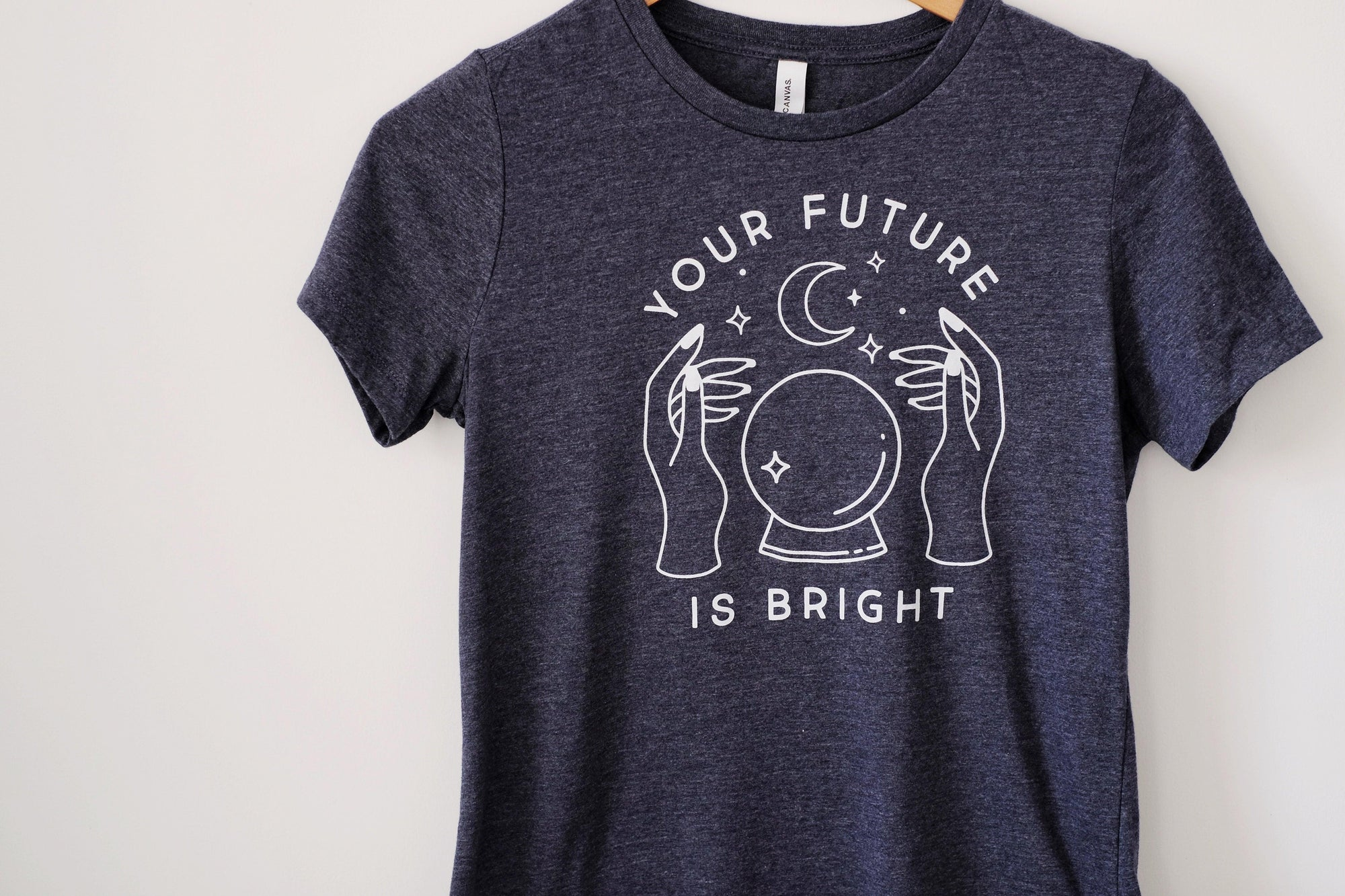 Your Future is Bright Fit T-Shirt