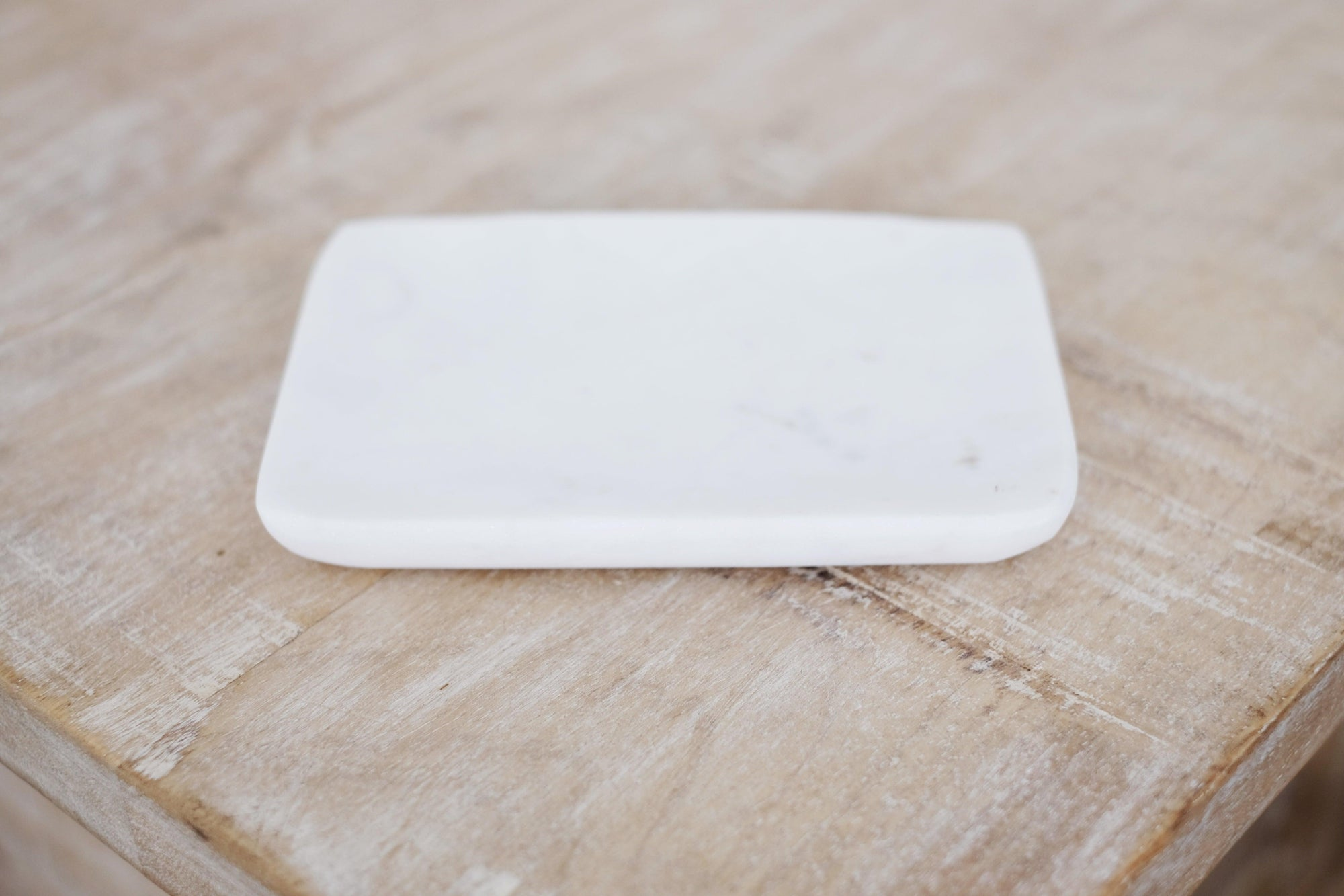 Mini Marble Rounded Rectangle Tray
