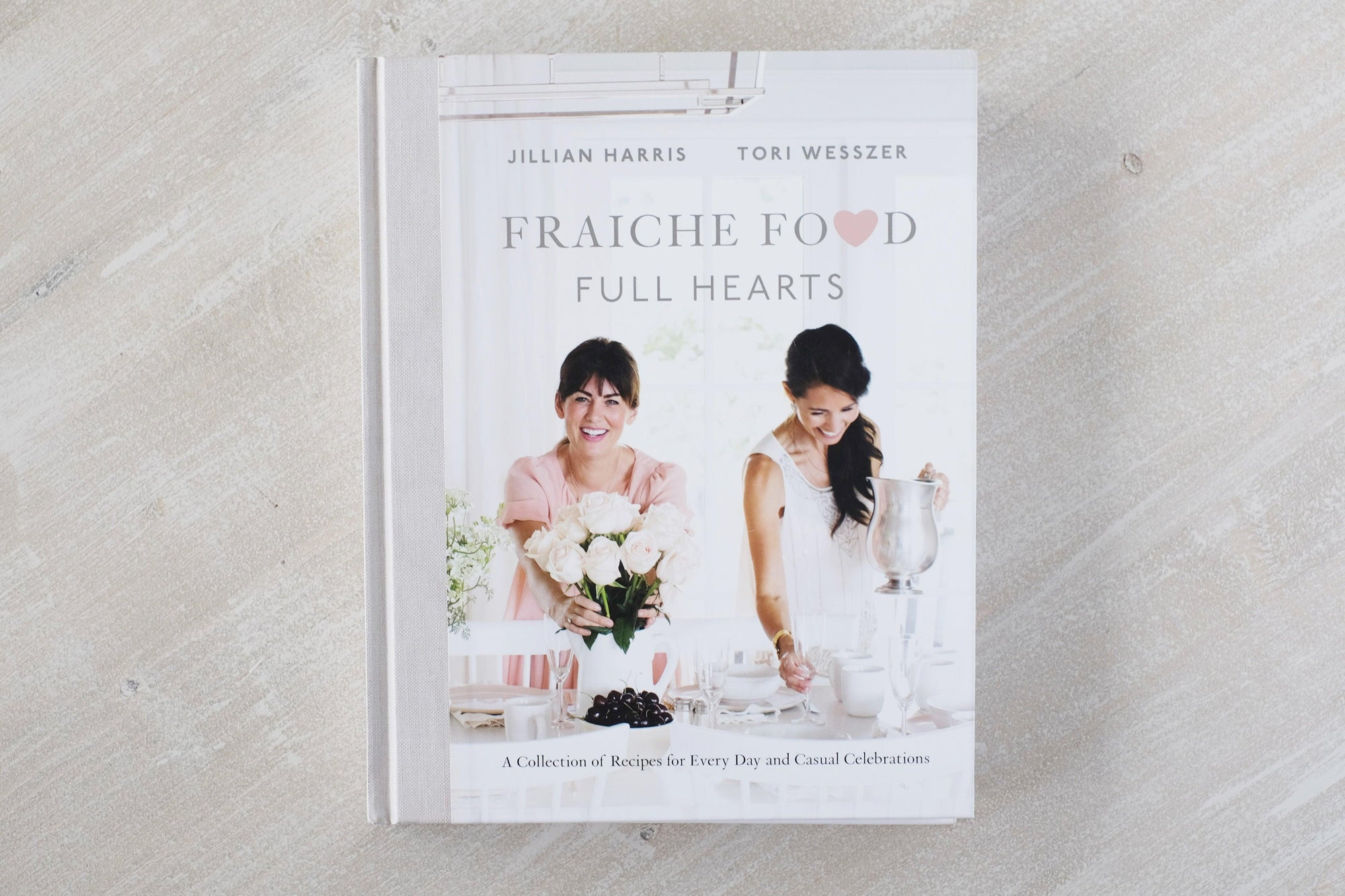 Fraiche Food, Full Hearts Book