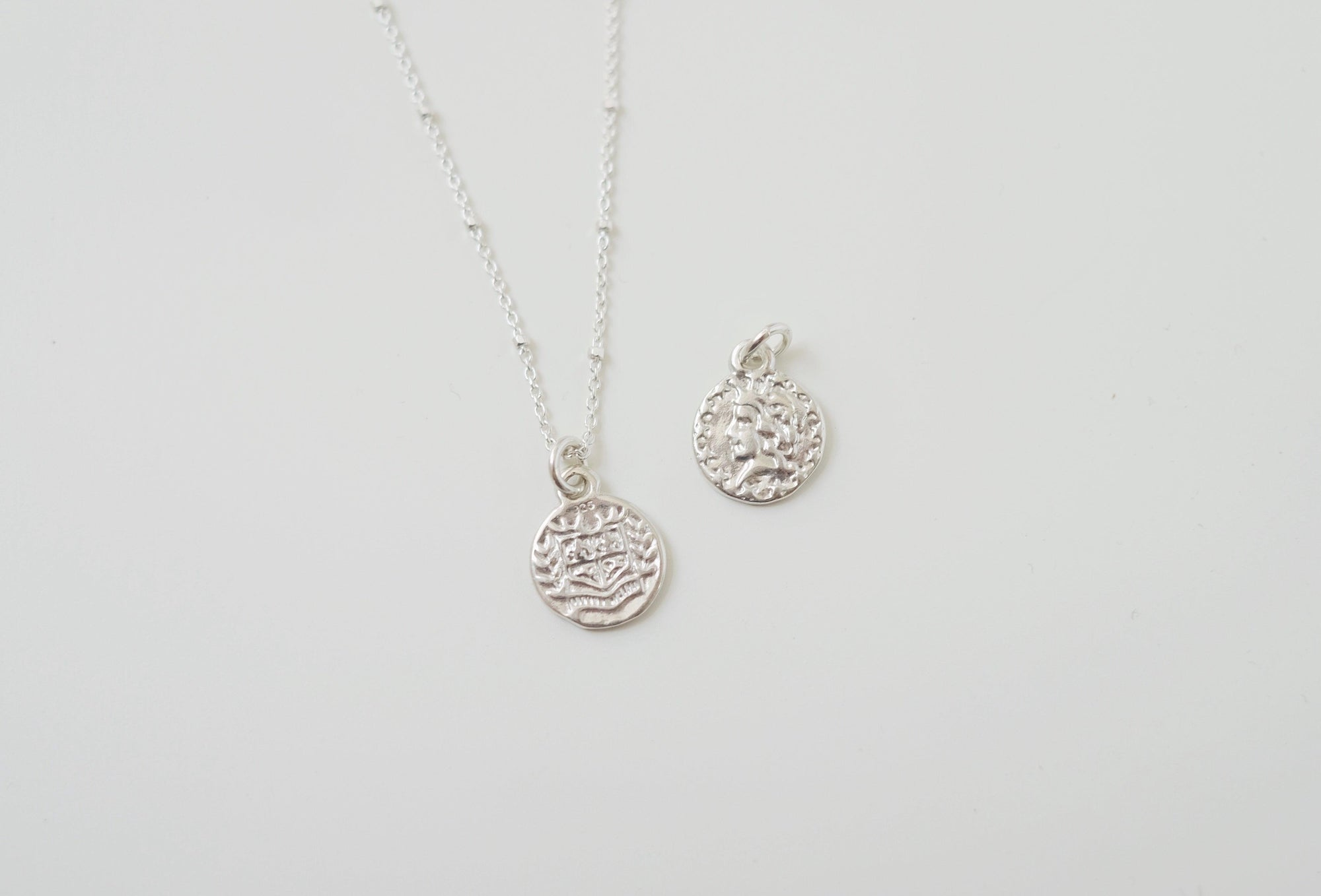 Ivy Coin Necklace