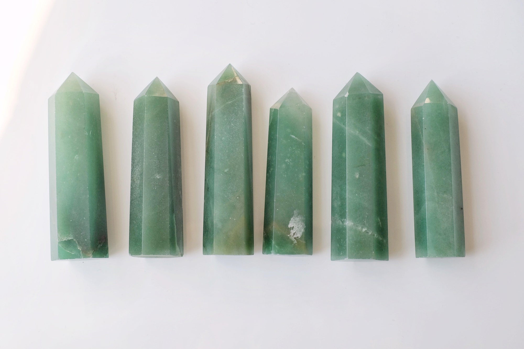 Green Aventurine Tower