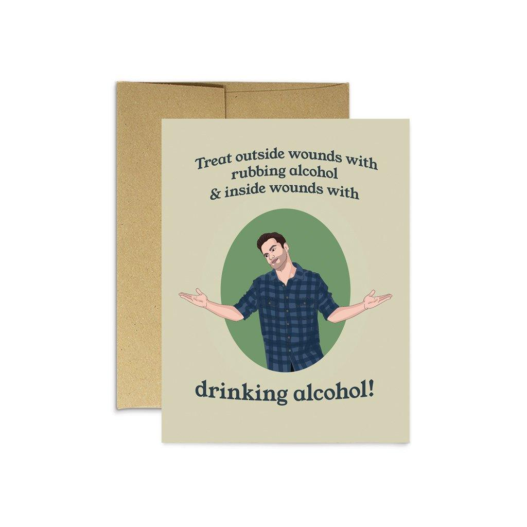 Nick 'Alcohol' Card
