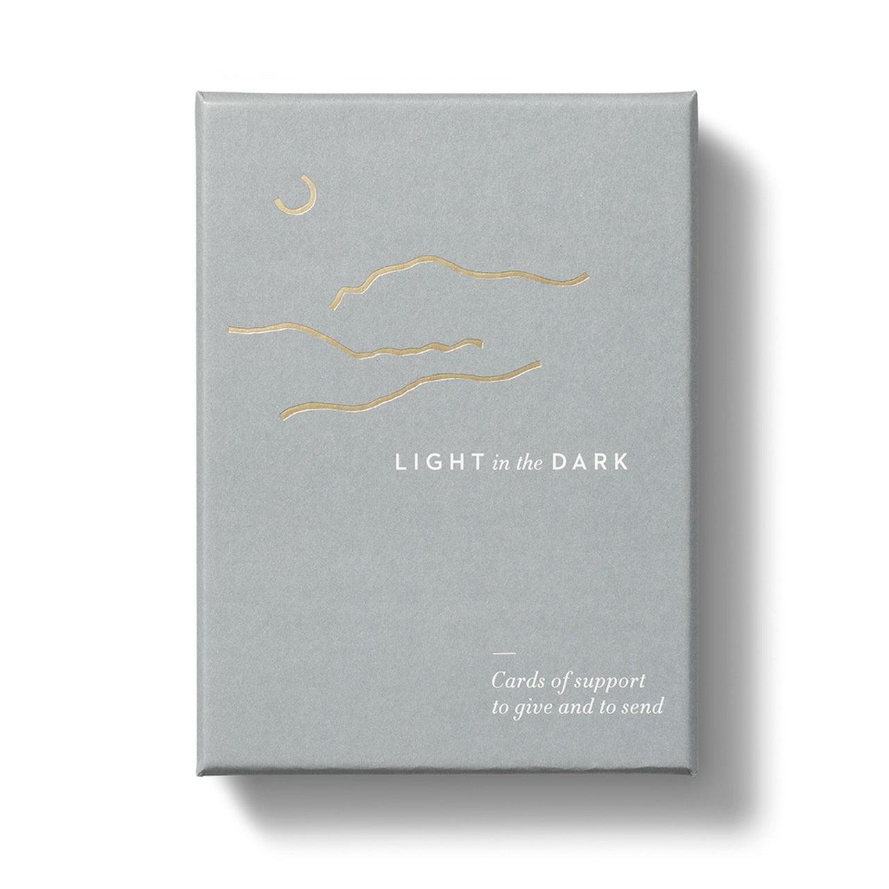 Light In The Dark - Note Cards