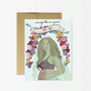 'Congrats On Your Bey Bey' Card