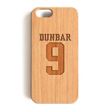 Wood Case, Teen Wolf Liam Dunbar Inspired Jersey Wood-Pattern Case For iPhone 6 7 Case 4.7'' iPhone 6 7 Plus Case 5.5''