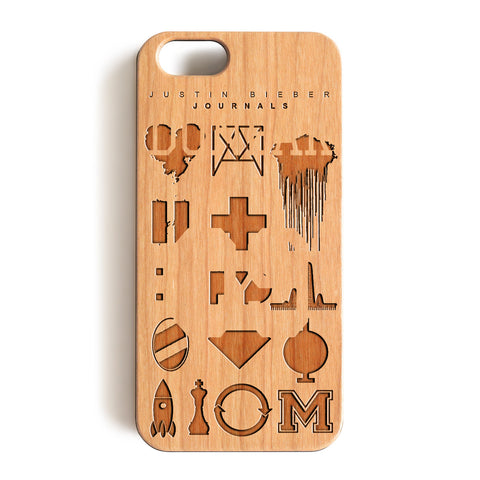 Wood Case, Justin Bieber Journals Wood-Pattern Case For iPhone 6 7 Case 4.7'' iPhone 6 7 Plus Case 5.5''