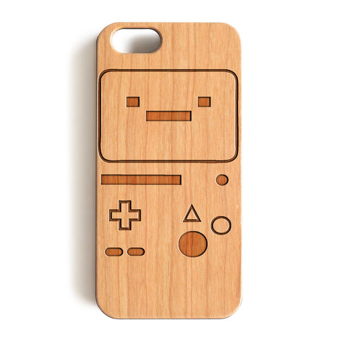 Wood Case, Nintendo Game Boy Wood-Pattern Case For iPhone 6 7 Case 4.7'' iPhone 6 7 Plus Case 5.5''