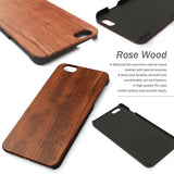 Wood Case, Anchor Learn To Sail Wood-Pattern Case For iPhone 6 7 Case 4.7'' iPhone 6 7 Plus Case 5.5''