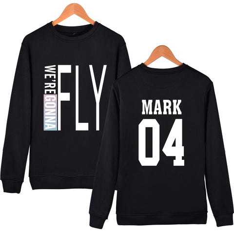 Kpop GOT7 All Members Sweater Unisex Pullover Sweatershirt Mark 04