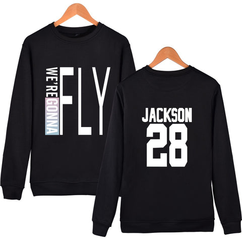 Kpop GOT7 All Members Sweater Unisex Pullover Sweatershirt Jackson 28