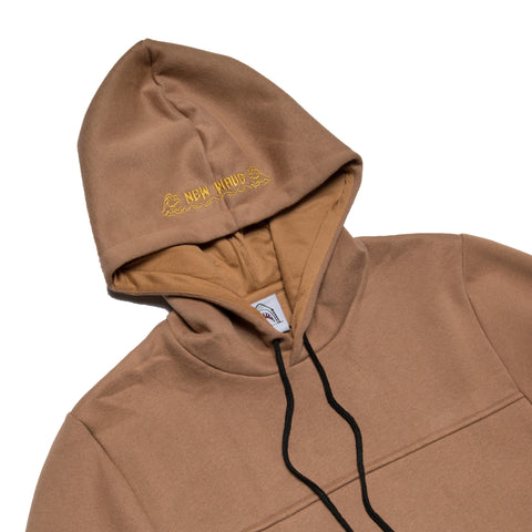 """New Wave"" Sand Cozy Hoodie"