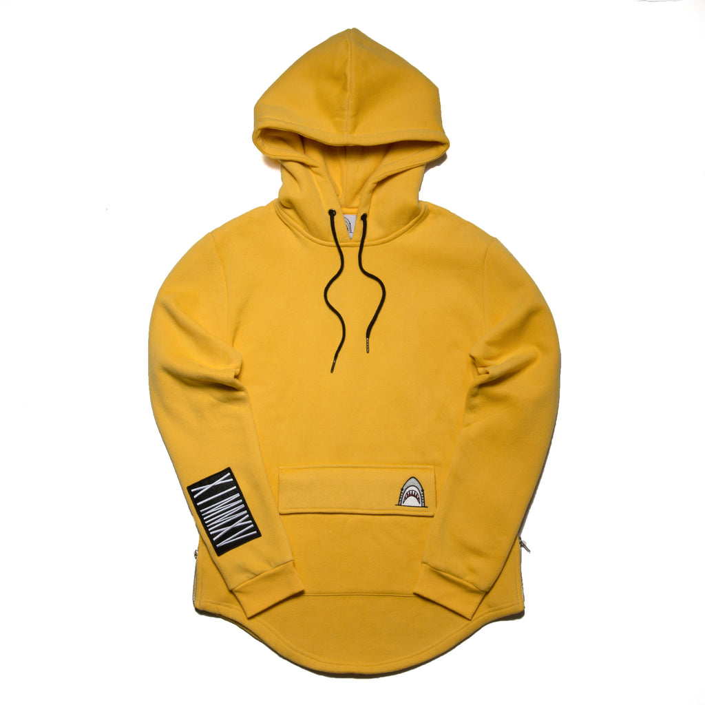 """Big Pocket"" Bumble Bee Cozy Hoodie"
