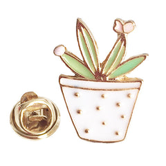 INDIO SUCCULENT PIN - Kiss and Wear