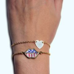 MIRAMAR BRACELET - Kiss & Wear  - 5