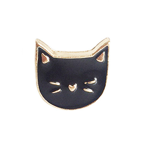 CARMEL CAT PIN - Kiss and Wear