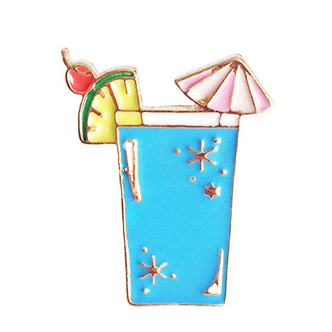 MAUI COCKTAIL PIN