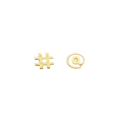 FIDI STUD EARRINGS