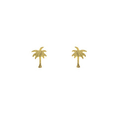 LA JOLLA STUD EARRINGS - Kiss & Wear  - 1