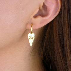 PASADENA HOOP EARRINGS