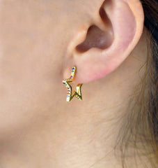 WESTLAKE HOOP EARRINGS