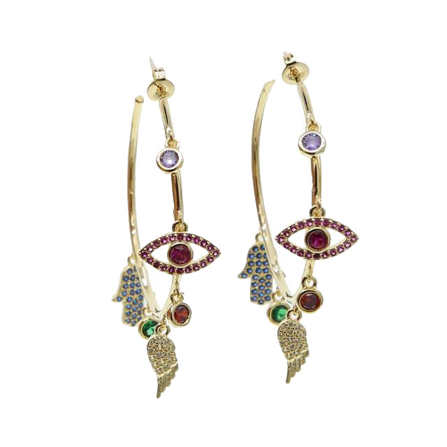 GENESEE EARRINGS