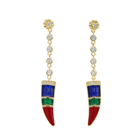 LODI DROP EARRINGS