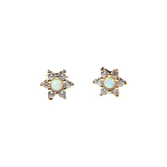 PERRIS STUD EARRINGS