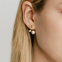 LANCASTER STUD EARRINGS