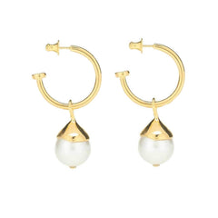 NEWBURGH HOOP EARRINGS