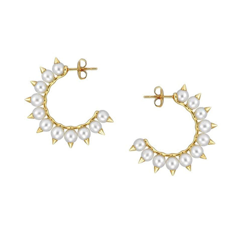 ETNA HOOP EARRINGS