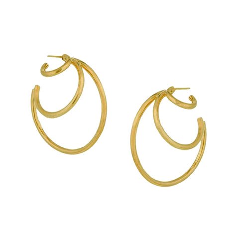 RYE HOOP EARRINGS