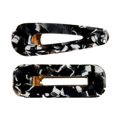 NORCO SET OF TWO HAIR CLIPS