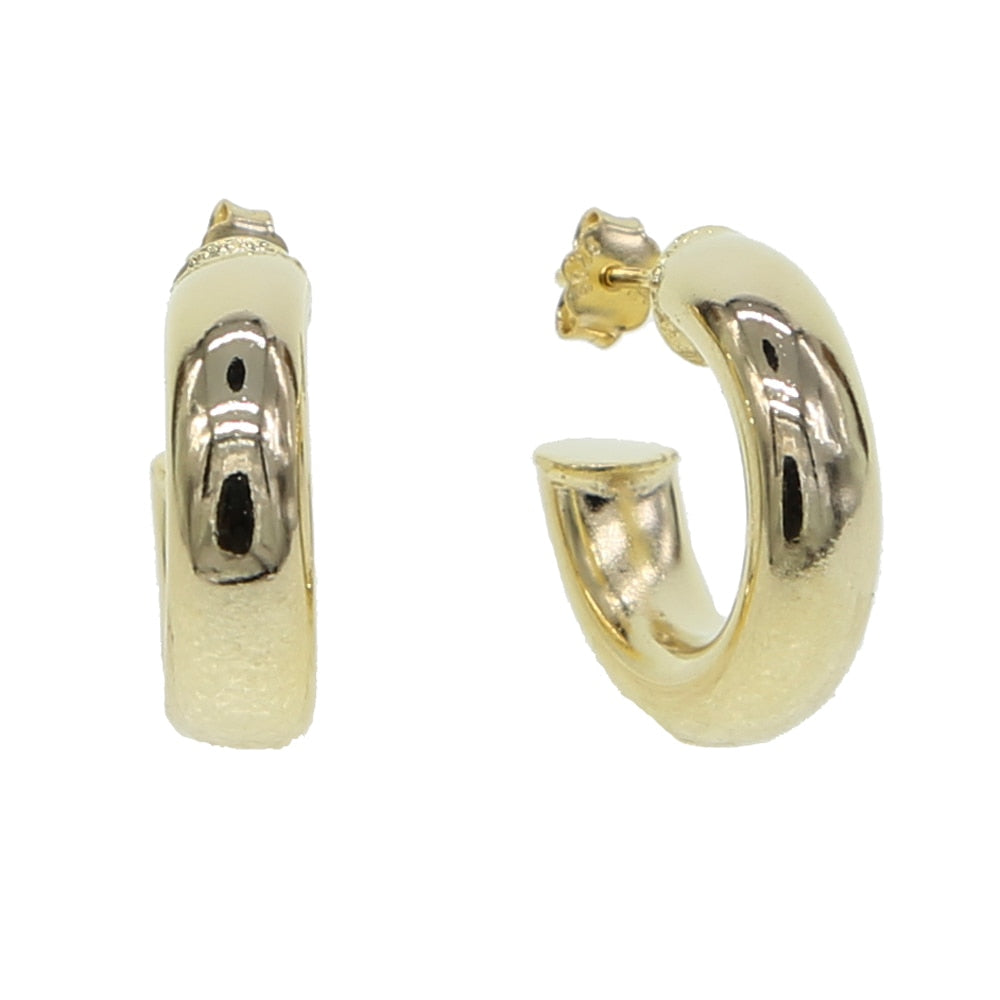 HOPLAND HOOP EARRINGS