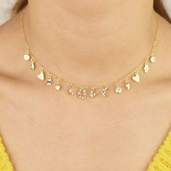 PLACER NECKLACE