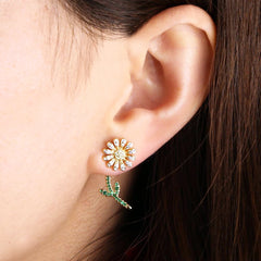 MAYWOOD STUD EARRINGS