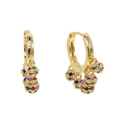 UTICA HOOP EARRINGS
