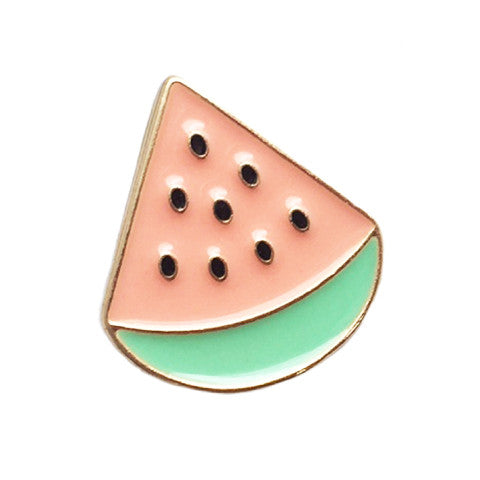 MONTAUK WATERMELON PIN