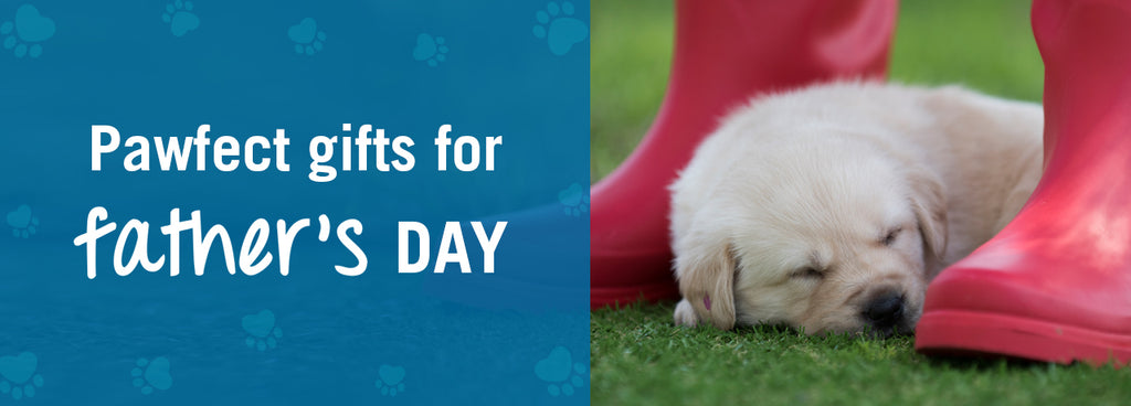 Pawfect gifts for Fathers Day