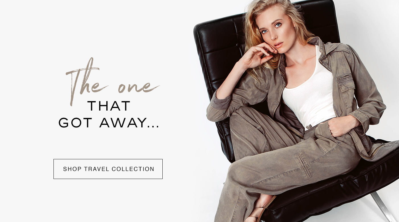 The One That Got Away | Shop Travel Collection