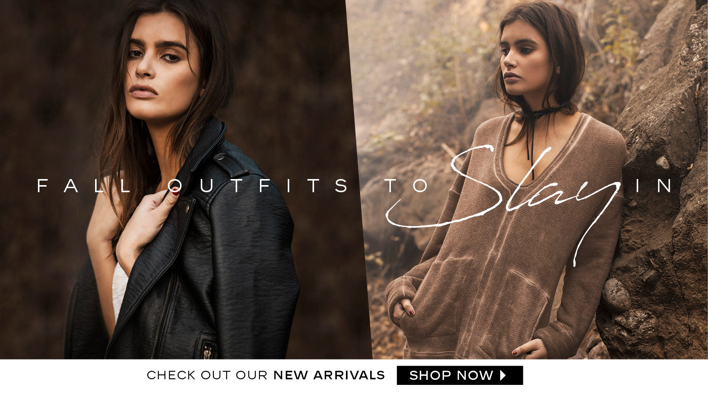 FALL OUTFITS TO SLAY IN: ASTARS New Arrivals