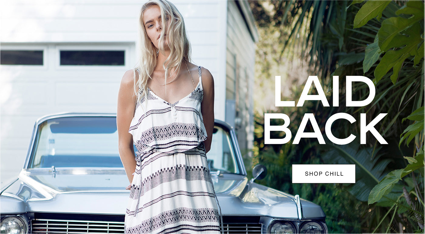 Laid Back | Shop Chill