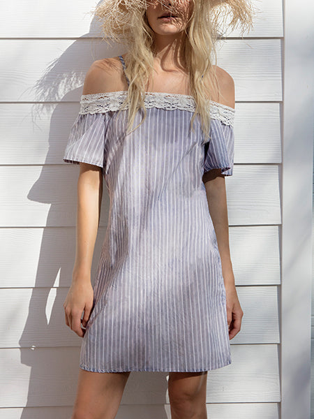 Buttermilk Dress