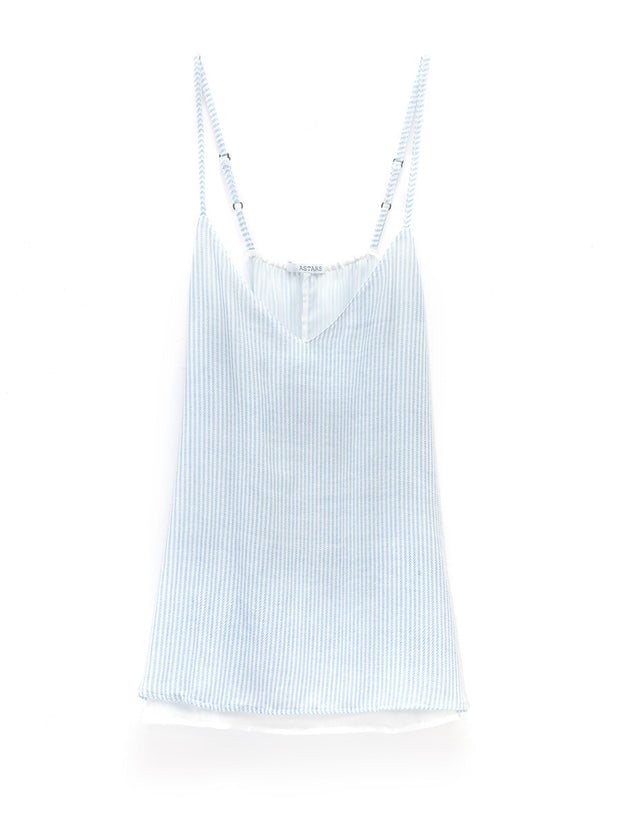 Spring Stripe Swing Cami