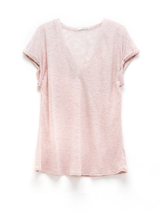 The Essential Slouchy V-Neck