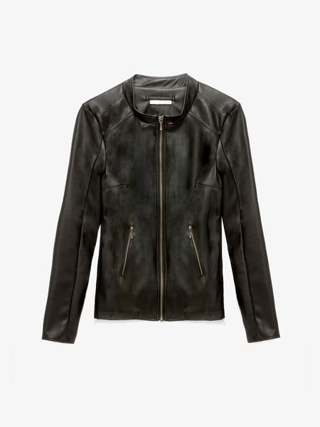 Up All Night Vegan Leather Jacket
