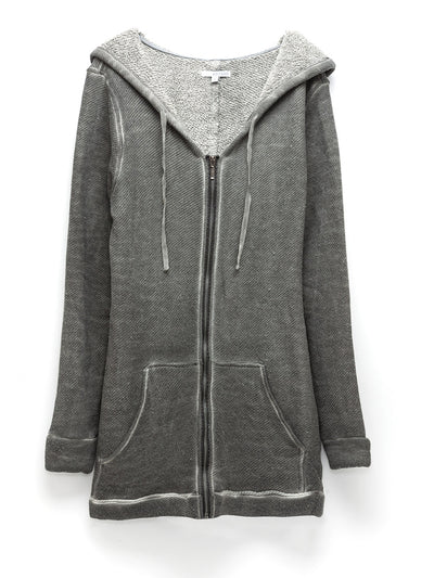 Days Off Tunic Hoodie