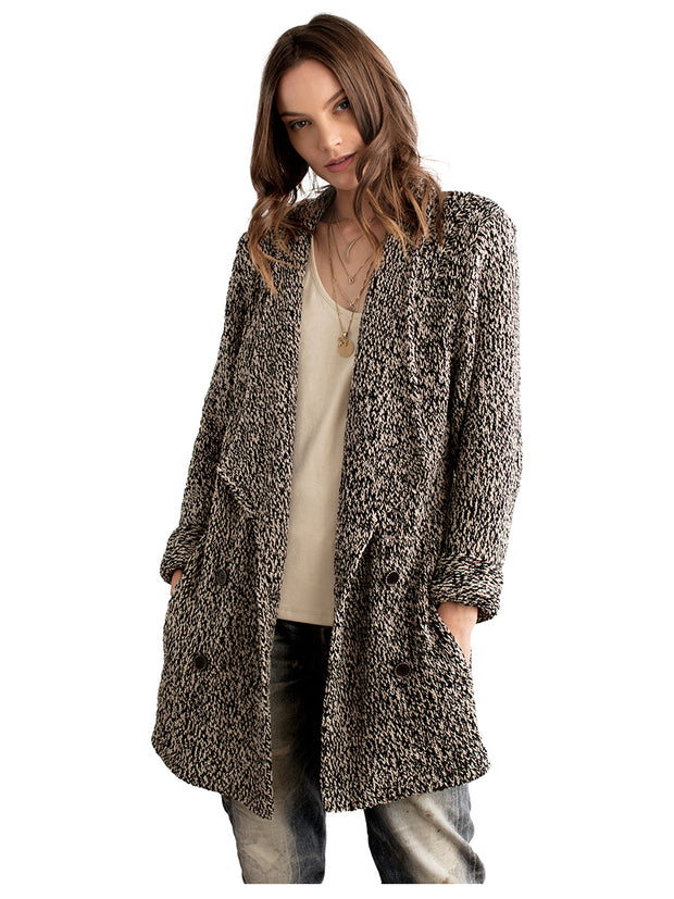 Sinclair Sweater Coat