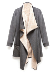 Satchel Drape Jacket
