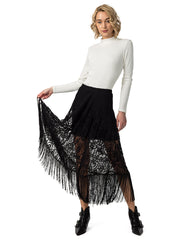 Paris Lace Skirt